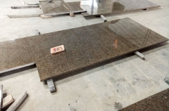 Saudi Tropical Brown Granite Countertops Project Wholesale