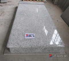 White Grey Granite Tombstone Wholesale