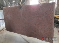 Chinese Granite G562 Maple Red Big Slab Wholesale