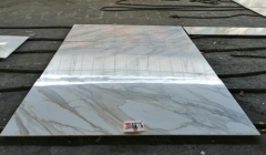 Calacatta White Marble Tiles Sell To Gucci Store Project Decoration