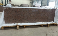 Red Granite G562 Small Slabs Polished Dalei Stone
