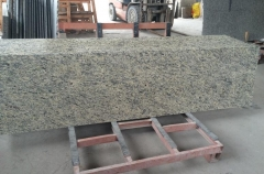 Santa Cecilia Granite Countertops Polished