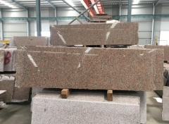 G562 Red Granite Small slabs