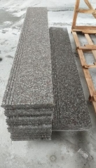 G664 Granite Steps Round Edge With Anti Slip
