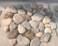 Big Pebble Stone Loose Stone Wall Cladding