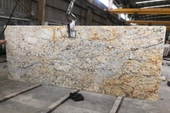 Dalei Stone Golden Crystal Granite Countertops From China