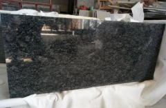 Steel Grey Granite Polished Countertops Tiles Slabs