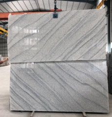 White Ink Granite Big Slabs Special Lines