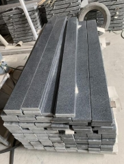 Original G654 Padang Dark Granite Polished Monument Polished