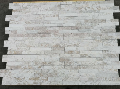 Golden Silk White Culture Stone Tiles