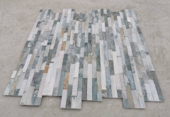 Green Color Slate Tiles Culture Stone Tiles