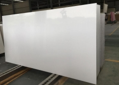 Pure White Quartz Slabs Engineer Stone
