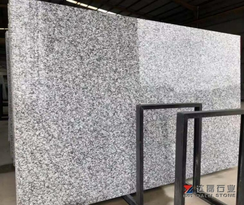 Orginal Spray White Big Slabs Wholesale For Tombstone
