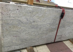 River White Granite Countertops Round Edge
