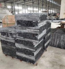 Black Slate Tiles River Stone Water Stone Natural Surface