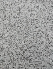Jilin White Granite Flamed Slab