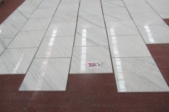 Granite Tiles Ink White Polished For Project
