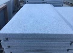 Middle Grey Granite G633 Swimming Copping Tiles