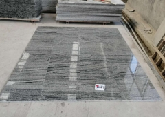China Juparana Tiles Polished Sea Wave Tiles