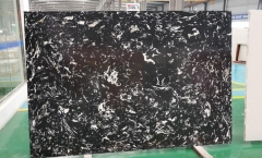 Black White Color Yellow Color Terrazzo Artifical Stone Big Slabs For Project