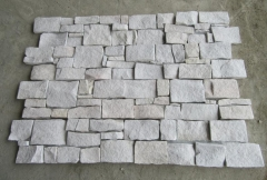 White Sandstone Ledge Panel Tiles Culuture Stone Tiles