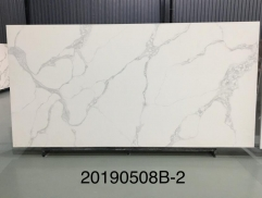White Quartz Countertops Kitchen Countertops Calacatta