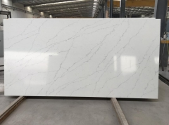 Popular Style Quarzt Big Slabs Calacatta Quartz White Big Slabs