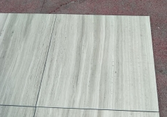 Grey Wooden Marble Tiles Bathroom Tiles Polished